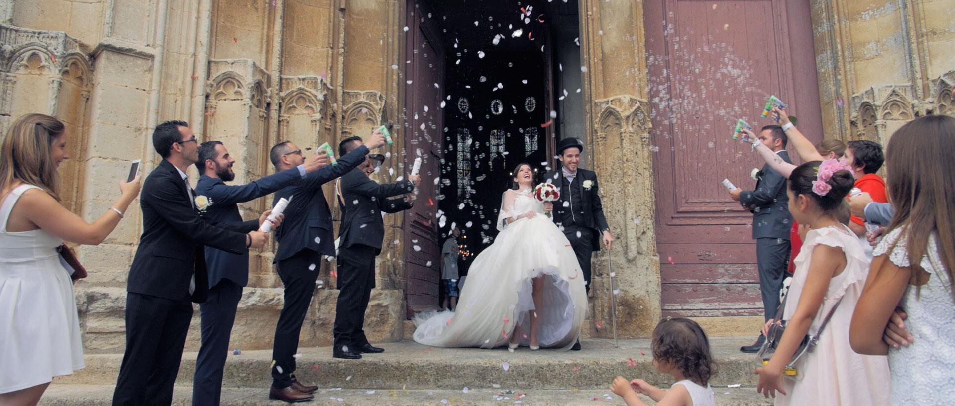video de mariage vaucluse