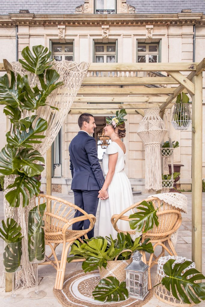 mariage tropical sud