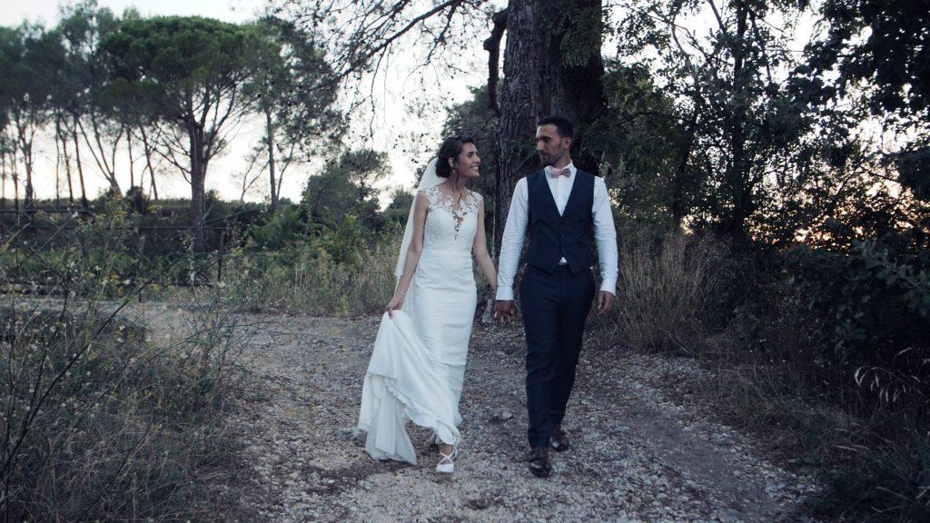 Mariage au domaine de la Grande Sieste